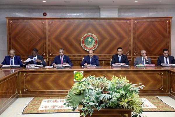 Conseil des ministres du 21 mars 2019