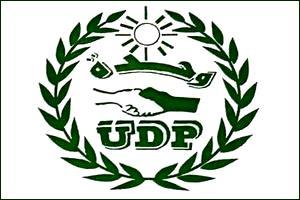 L'UDP soutient le candidat Ould Ghazouani