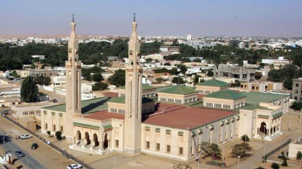 Une délégation saoudienne visite la mosquée saoudienne de Nouakchott