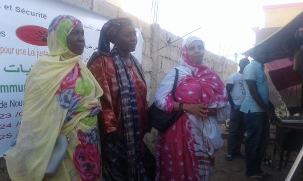 Collectif des défenseurs des droits des femmes et lutte contre la violence faite aux femmes