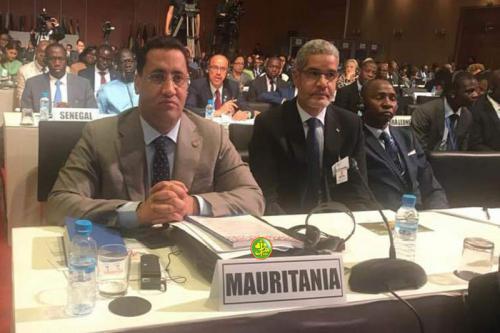 Notre pays choisi pour présenter son expérience réussie dans le domaine de la politique financière et économique au cours d'une conférence internationale à Marrakech
