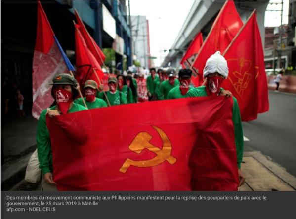Un demi-siècle de rébellion communiste aux Philippines, et aucun espoir de paix