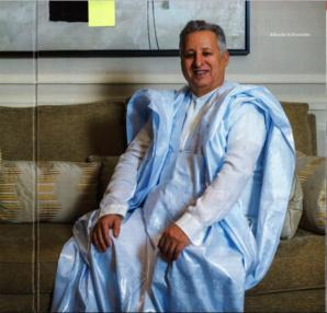 Le projet présidentiel de Mohamed Bouamatou pour la Mauritanie By Nicolas Beau
