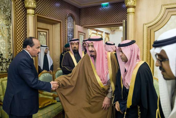 Projet d'installation d'une base militaire saoudienne en Mauritanie