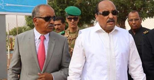 Ould Baya contre la candidature de Ghazouani