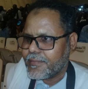 Sid'Ahmed Ould Ahmed Aicha: «Biram est le seul candidat à même de sortir le pays et la société de l'ornière »