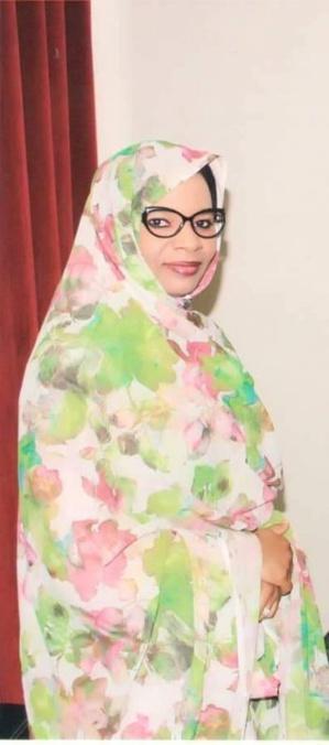 La ministre Mint M'Bareck Fall à la tête de la coordination Ghazwani à Boghé