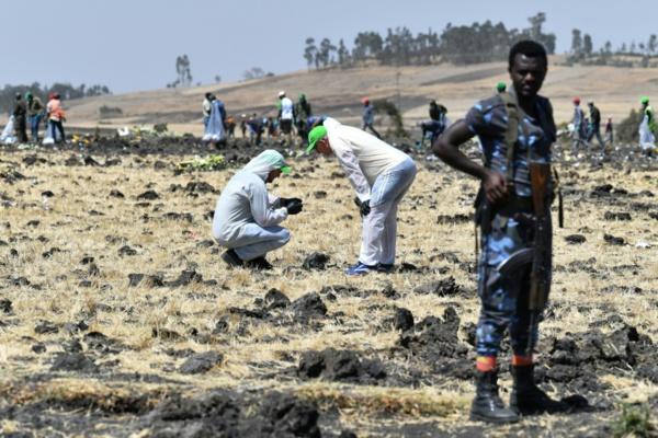 Les secrets du cockpit très attendus pour comprendre la tragédie d'Ethiopian Airlines