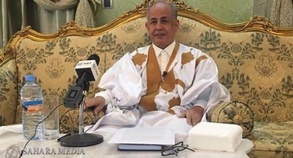 Moulaye O. Mohamed Lagdaf : « j'ai renoncé à ma candidature à la demande du président Aziz »