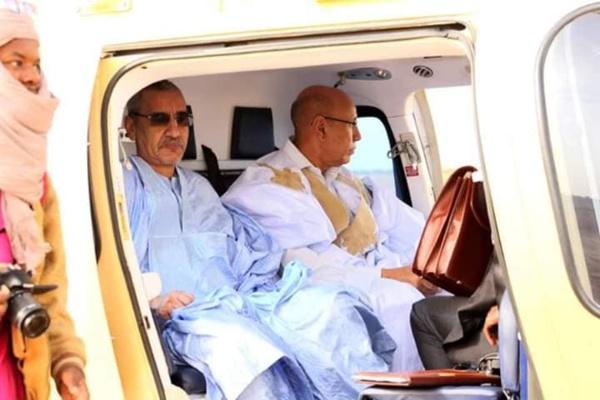 Tournée en hélico militaire: Le candidat Ghazouani a loué l'appareil (porte-parole du gouvernement )