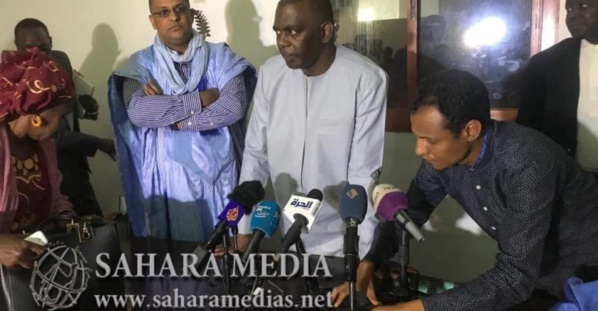 Mauritanie : Biram O. Abeid accuse les autorités d'entraver sa candidature aux présidentielles