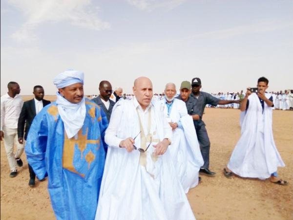 Brakna : Ghazouani, un militaire à l'épreuve du terrain politique