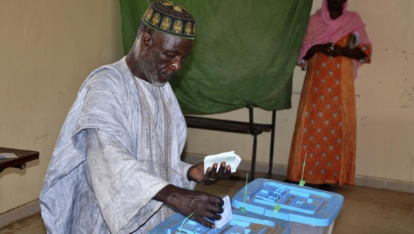Mauritanie: vers une modification du règlement de la Céni?
