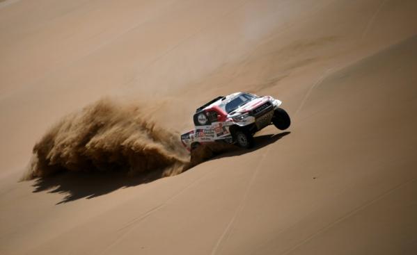 Actualités Le rallye Dakar s'offre une troisième chance controversée en Arabie Saoudite