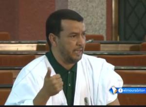 Ould Lahla au ministre de la justice : la situation de la diaspora mauritanienne en Afrique doit changer