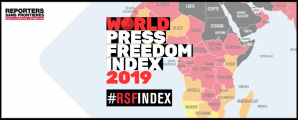 La Mauritanie poursuit son bon en arrière au classement RSF 2019