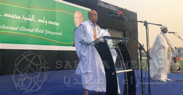 Présidentielles en Mauritanie : Ghazouani a déposé son dossier auprès du conseil constitutionnel