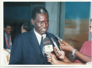 AJD/MR jette son dévolu sur Kane Hamidou Baba pour la présidentielle