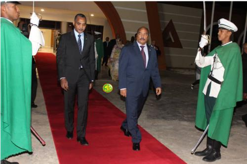 Le Président de la République se rend au Koweït pour une visite officielle