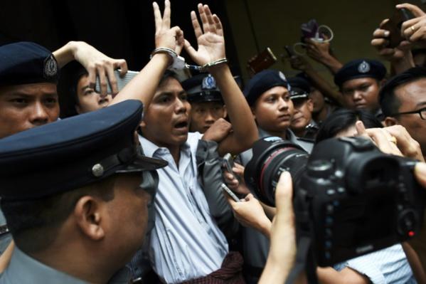 Birmanie: la Cour suprême rejette le recours des deux journa