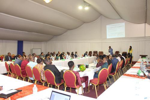 Clôture à Nouakchott de l'atelier continental sur la réglementation du marché de transfert de fonds en Afrique