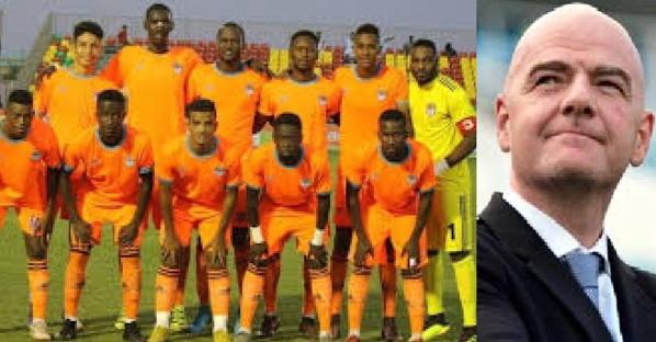 La FIFA félicite le FC Nouadhibou pour le septième titre de son histoire