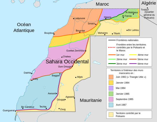 """Sahara: La France affirme que le plan d'autonomie est une """"base sérieuse et crédible"""" pour les négociations"""