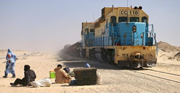 Mauritanie : les travailleurs de la SNIM en grève et les trains minéraliers à l'arrêt
