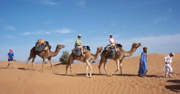 Mauritanie : 4000 touristes ont visité le pays cette saison