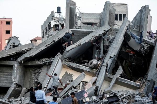 Les Palestiniens annoncent un cessez-le-feu à Gaza après le plus grave accès de violence depuis 2014