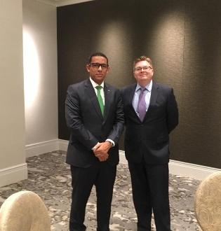 La Mauritanie obtient des promesses de sociétés américaines