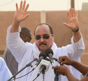 La date de la visite d'Aziz dans la capitale du Hodh Charghi révélée