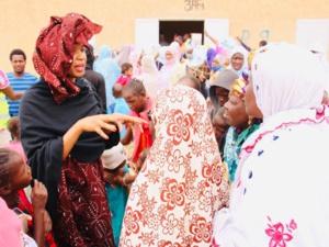 Netteg: Des kits alimentaires distribués à 250 familles démunies