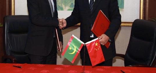 La Mauritanie boycotte un forum international organisé en Chine.