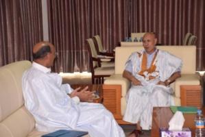Le candidat Ghazwani multiplie les rencontres avec les ex-opposants du pouvoir en place