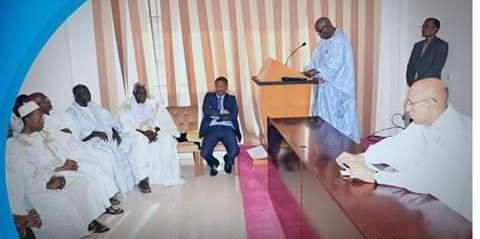 Plateforme du Rassemblement des Peulh de Mauritanie remise au Candidat Ghazwani: Pour une Mauritanie Unie, tournée vers l'avenir