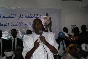 Biram Dah Abeïd plaide pour l'unité des candidats de l'opposition
