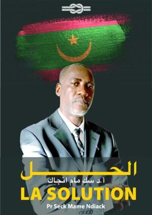 Communiquer de presse : exclusion du candidat Seck Mame N'diack à l'élection présidentielle