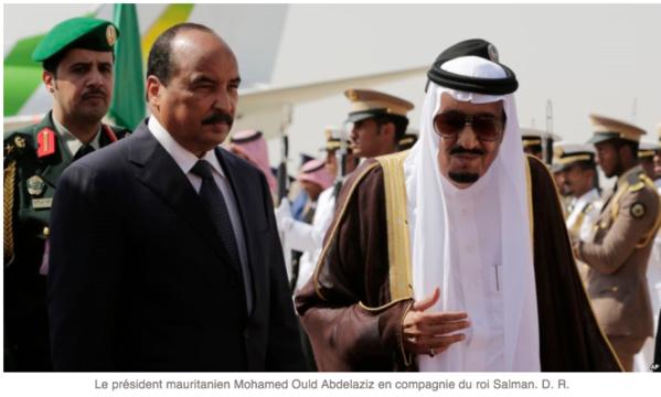 Arabie Saoudite: Participation du Président au sommet arabe extraordinaire et une solution à l'affaire Ould Horma