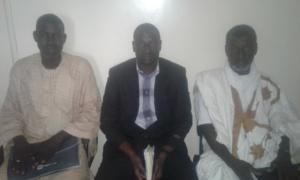 Des responsables de COREMI reçus par le représentant du HCDUN
