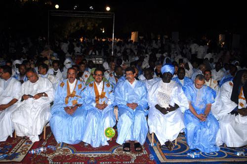 Le ministre de la Culture donne le coup d'envoi de la 6ème édition du festival des louanges du Prophète