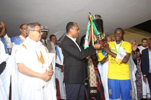 Football : la SNIM vainqueur de la coupe du président de la république