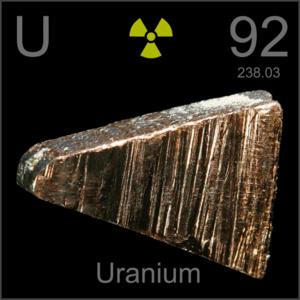 Découverte de grandes quantités d'Uranium au Tirs Zemmour