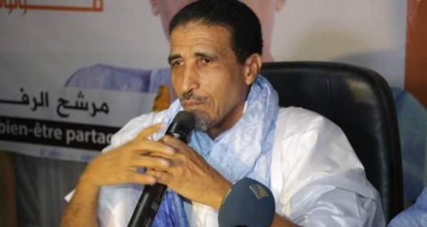 Le candidat O. Maouloud accuse le pouvoir de vendre les mines de la Mauritanie dans une conjoncture sensible