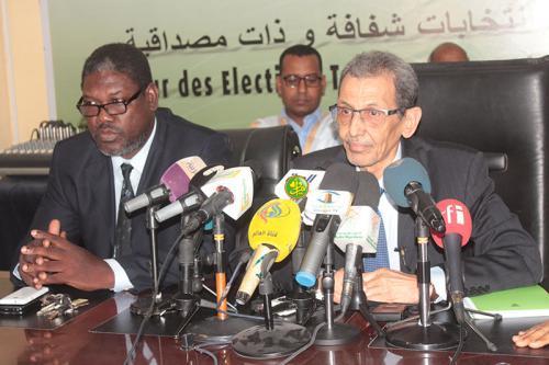 Le président de la CENI affirme que son institution est fin prête pour le scrutin du 22 juin