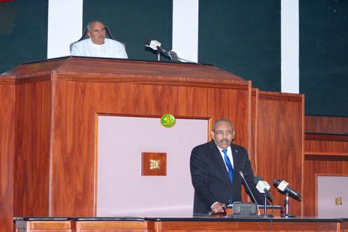 L'Assemblée nationale adopte le projet de loi organique relative à l'élection du Président de la République
