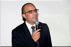 Othman Boudhaimi, promu Directeur Exécutif, responsable de la région Sud au sein du groupe AWB