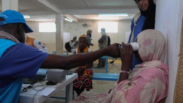 Mauritanie: 60000 réfugiés maliens vivent dans le camp de Mbera