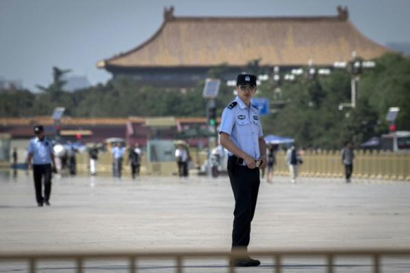 Chape de plomb à Pékin pour les 30 ans de Tiananmen