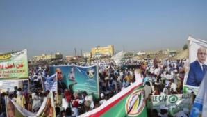 Campagne présidentielle à Rosso: La promotion des jeunes, l'émancipation de la femme et le renforcement de la protection sociale (Ould Ghazwani)
